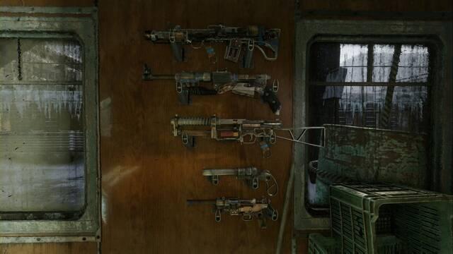 TODAS las Armas y modificaciones en Metro Exodus y cómo conseguirlas