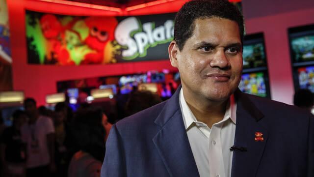 Reggie Fils-Aime, presidente de Nintendo of America, anuncia su retirada