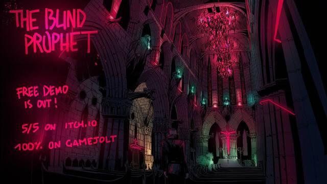 La aventura gráfica The Blind Prophet anunciada para consolas y móviles