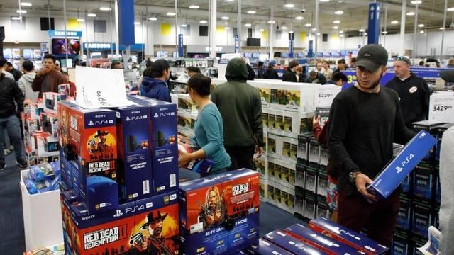 PlayStation 4 fue la consola más vendida de 2018 a nivel mundial