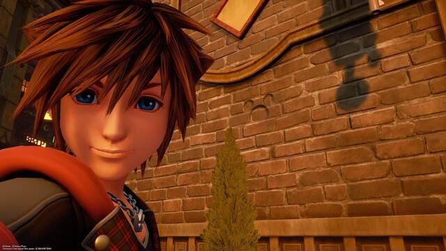 Los jugadores de Kingdom Hearts III ven Portafortunas en todas partes