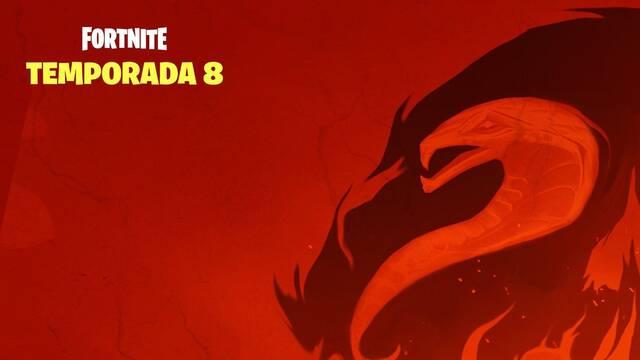 Fortnite desvela un nuevo teaser para su temporada 8