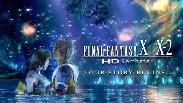 FF X/X-2 HD y FF XII: The Zodiac Age estrenan tráiler en Xbox One y Switch