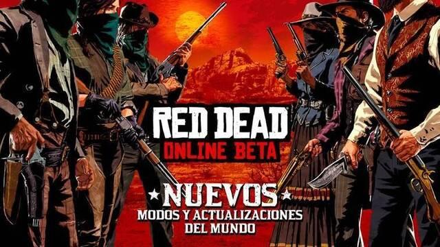 Red Dead Online: La beta recibe y detalla sus nuevos modos y mejoras
