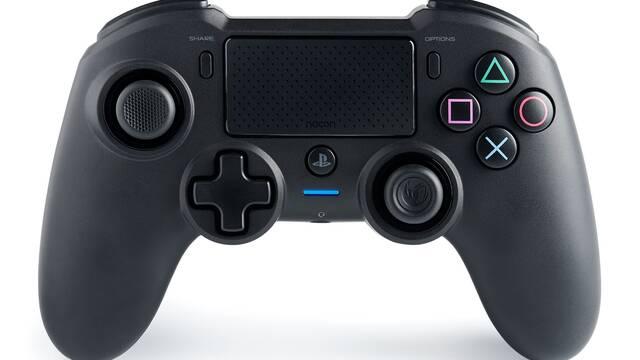 NACON presenta el Asymmetric Wireless Controller para PS4