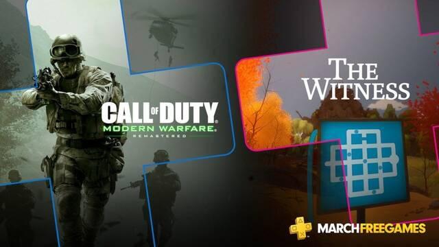 Ya disponibles los juegos gratuitos de PS Plus de marzo 2019