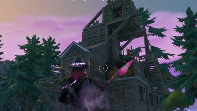 Desafío Fortnite: Visita campamentos piratas en la misma partida - Semana 7