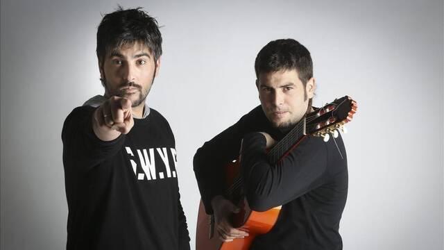 El grupo español Estopa se declara fan de Fortnite