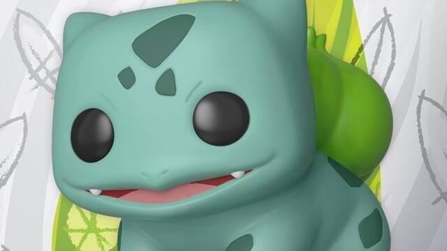 Bulbasaur de Pokémon también recibe su propia versión Funko Pop