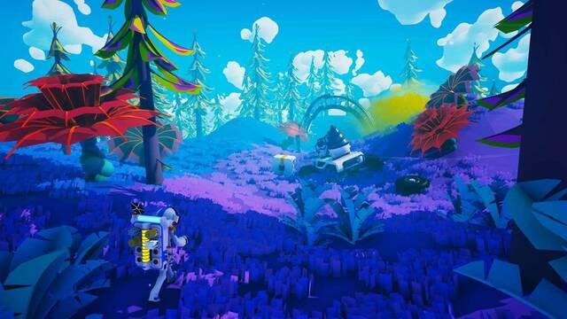 El juego de supervivencia Astroneer aterriza en Xbox One