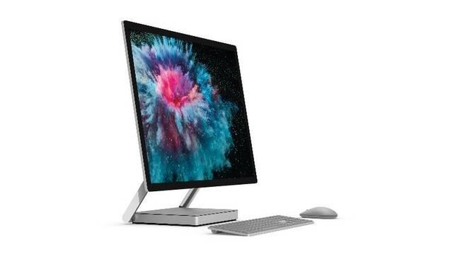 Surface Pro 6, Surface Laptop 2 y Surface Studio 2 ya disponibles en España