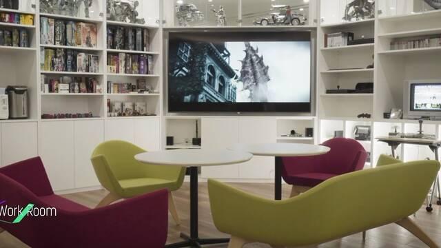 Los japoneses PlatinumGames nos muestran el interior de sus oficinas