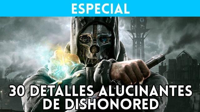 30 detalles de Dishonored