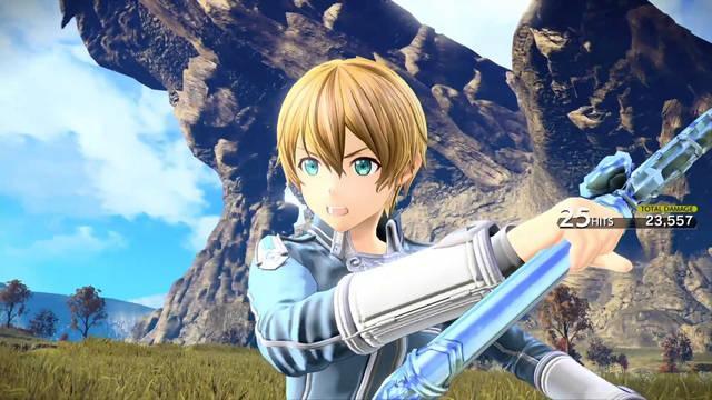Sword Art Online Alicization Lycoris nuevo tráiler