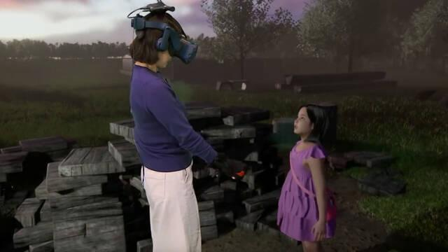 Madre hija realidad virtual corea del sur documental