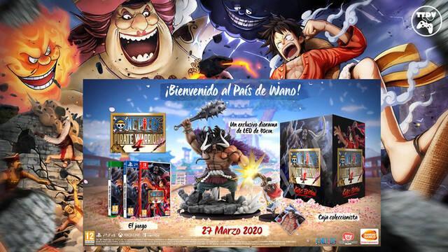 Reserva One Piece 4 TTDV