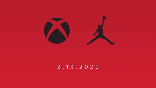 Xbox y Nike Air Jordan