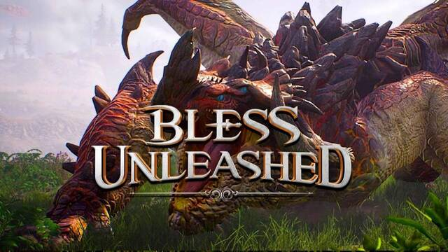 bless unleashed llega a xbox one