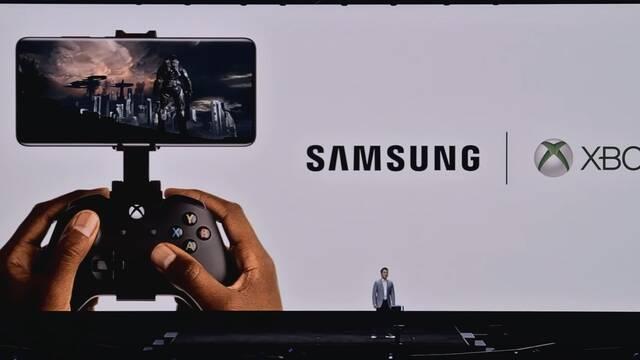 Samsung y Xbox xCloud