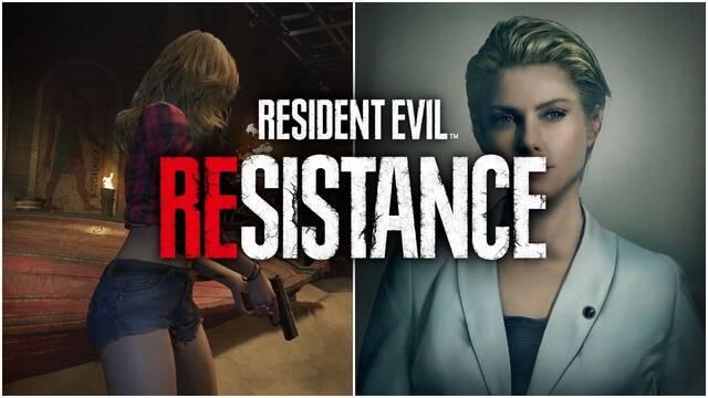 resident evil resistance nos ofrece nuevos detalles