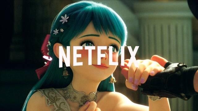 Dragon Quest Your Story en Netflix