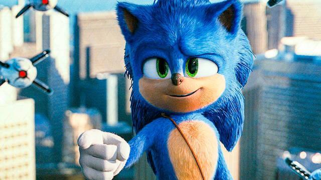 La película de Sonic recibe críticas de todo tipo, positivas y negativas.