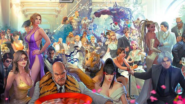 Tekken 7 ha vendido 5 millones de copias