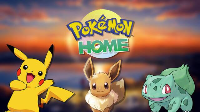 Pokémon Home regala Pokémon gratis