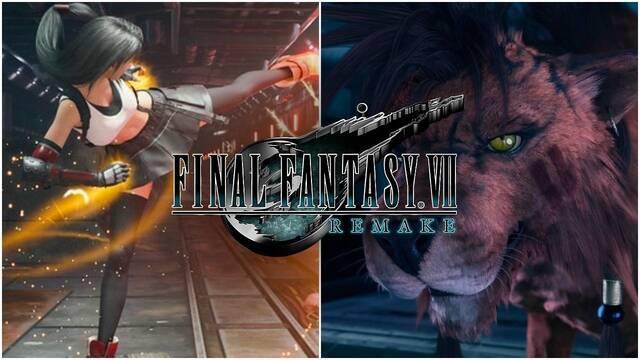 Final Fantasy VII Remake muestra más imágenes