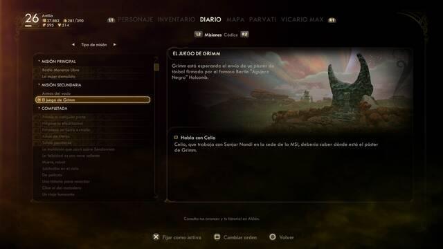 Cómo completar El juego de Grimm en The Outer Worlds