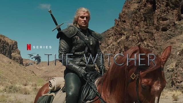 The Witcher en Netflix impulsa ventas