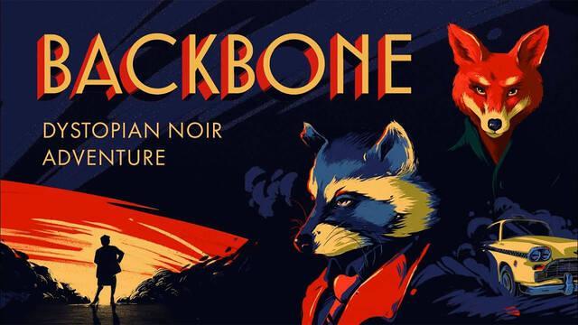 Backbone, una aventura indie para 2021