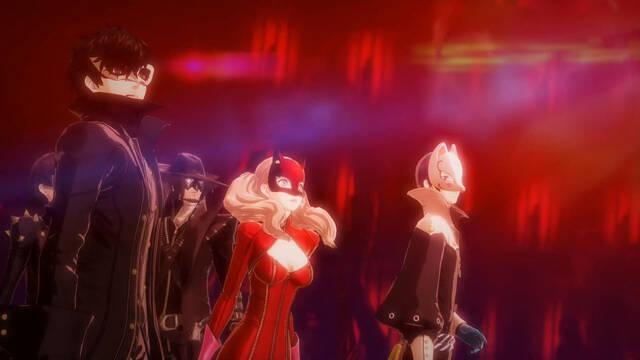 Persona 5 Scramble: The Phantom Strikers presenta nuevo tráiler