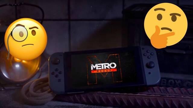 Metro Redux se estrena en Switch y lo analizan técnicamente