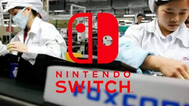 Nintendo Switch y el coronavirus