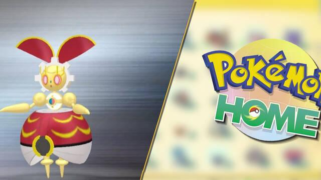 Pokémon Home, Magearna