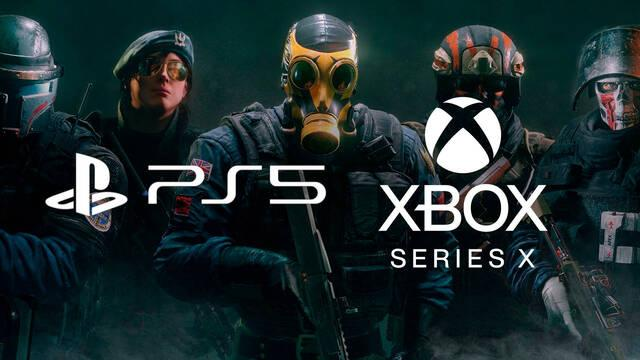 Tom Clancy's Rainbow Six Siege en PS5 y Xbox Series X