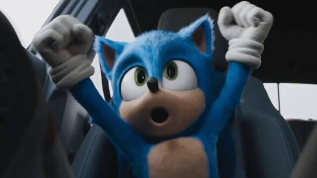 Sonic La Película recaudación
