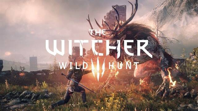 The Witcher 3 actualización Switch