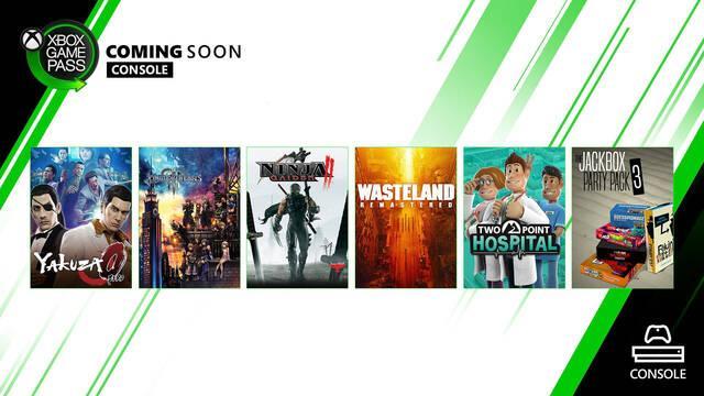 Xbox Game Pass estrena nuevos juegos a finales de febrero