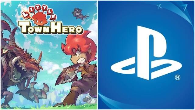 Little Town Hero llegará a PS4 el 5 de junio