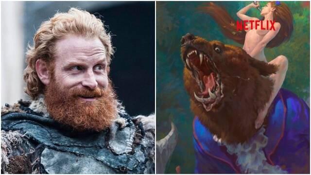 El actor de Tormund será un mítico personaje de The Witcher
