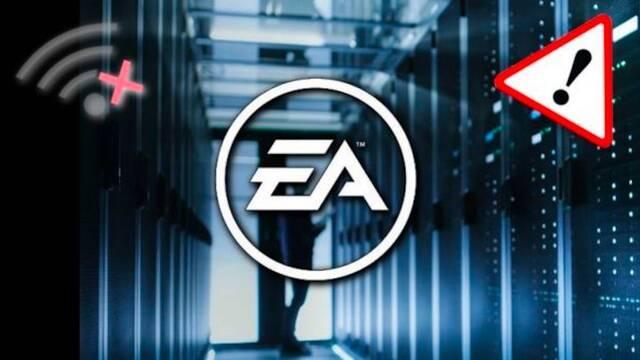 Los servidores de EA están mal