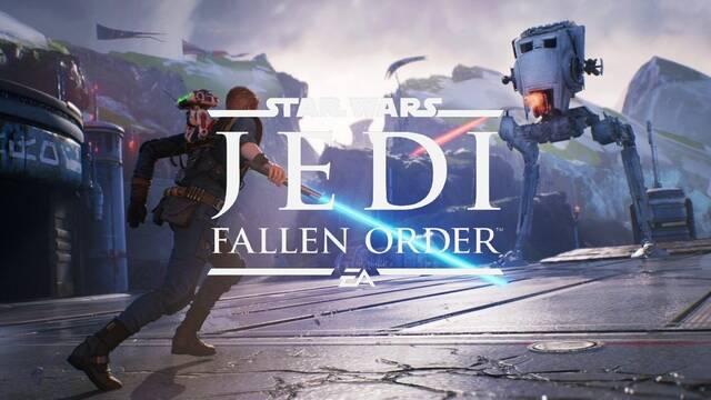 Star Wars Jedi Fallen Order tiempo de desarrollo