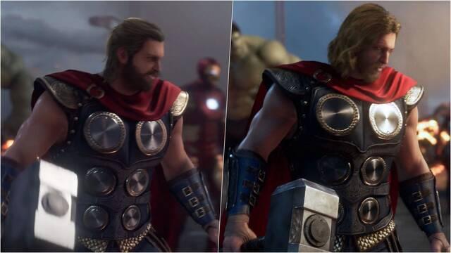 Marvel's Avengers Cambios