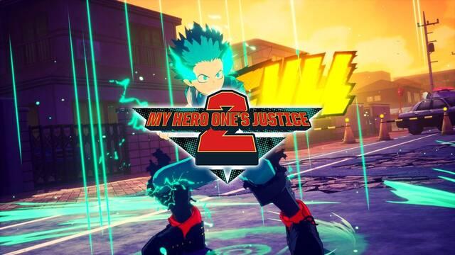 My Hero One's Justice 2 características