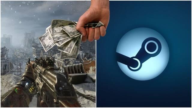 Steam asiste al éxito de Metro Exodus