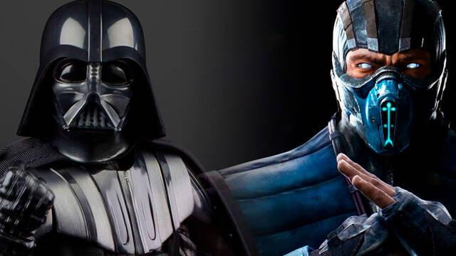 Star Wars y Mortal Kombat