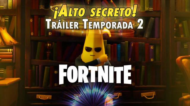 Fortnite Capítulo 2 Temporada 2