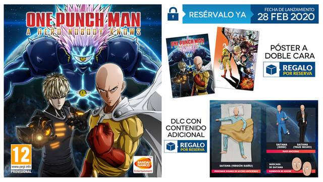 GAME y One Punch Man
